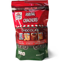 Chocolate Animal Crackers